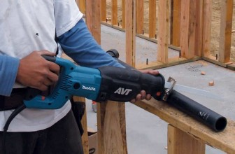Makita JR3070CT Reciprocating Saw Review